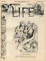1885 Life January 22-Wagner's Opera of Siegfrieds Death