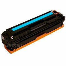 Compatible CB541A 125A Cyan Toner For HP Color LaserJet CM1312 CP1215 CP1515n