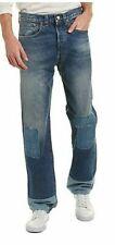 Levi`s 501 XX LVC Vintage Clothing 1947 BIG E Selvedge Jeans Size 33x34 36x34