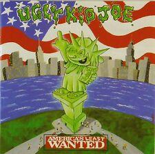 CD - Ugly Kid Joe - America's Least Wanted - A807