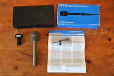 Audio-Technica At813 vintage professional microphone - great condition, in box