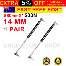 Gas Struts Gas Spring 830mm x 1500N Heavy Duty Camper Trailer Truck Horse float