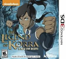 The Legend of Korra A New Era Begins RE-SEALED Nintendo 3DS 3 DS 2 2DS XL GAME
