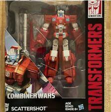 New listing Transformers Combiner Wars Scattershot