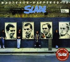 Slade(CD Album)Whatever Happened To-Salvo-SALVOCD006-UK-2007-New