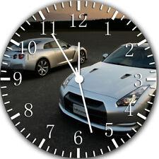 Nissan GTR Frameless Borderless Wall Clock Nice For Gifts or Decor X49