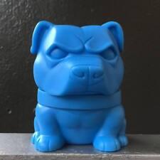 Danger Dog 5-inch Blue Blank Vinyl Figure by Tenacious Toys