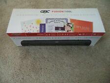 Swingline Gbc Fusion 1100l Laminator 9 5mm Max Doc Thickness Gbc1703074 Nib