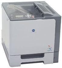 New Konica Minolta magicolor 5430 DL Workgroup Laser Printer