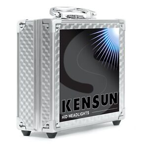 Kensun 55W HID Headlight Xenon Conversion Kit 55 Watt