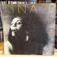 [SOUL/FUNK/JAZZ]~EXC LP~TINA B~Self Titled~{Original 1984~ELEKTRA~WLP PROMO]~