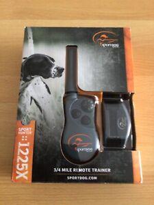 SportDOG Sport Hunter (1225X) 3/4 Mile Remote Dog Trainer Collar - New in Box