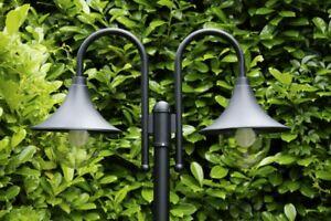 Aussenlampe Aussenleuchte Kandelaber Standleuchte Gartenlaterne Gartenleuchte