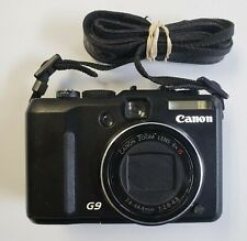 Canon POWERSHOT G9 12.1 Mega Pixel Digital Camera For Parts