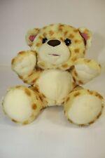 MATTEL FISHER PRICE Snuggle-Kins Cheetah BABY PLUSH ANIMAL