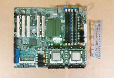 Supermicro X5DPA-TGM+ Dual Xeon Socket 604 ATX Motherboard with CPUs RAM