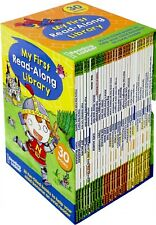 Reading Ladder My First Read-Along Library Collection 30 Books Box Set