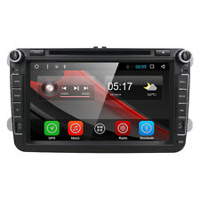 "Android 6.0 VW Golf Passat Polo Jetta 8""Car Radio Stereo DVD GPS WiFi 3G 4G MP3"