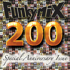 Funkymix 200 CD Ultimix Records Selena Gomez Empire Cast Flo-Rida Khia N.W.A