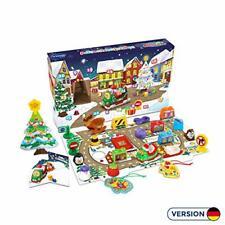 Vtech Tut Tut Baby Flitzer Adventskalender Weihnachtskalender für Kind 1-5 Jahre