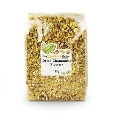 Chamomile Flowers (Loose tea) 125g   Buy Whole Foods Online   Free UK Mainland P