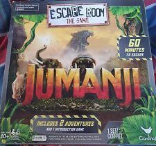 Escape Room: The Game Jumanji Edition