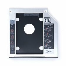 SATA 2nd HDD HD Hard Driver Caddy for 9.5mm Universal CD / DVD-ROM Optical Bay