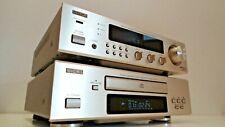 Denon DRA-F100 HiFi Component System CD Amp Tuner Bluetooth Free