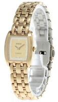 RADO Florence Quartz Gold Dial Stainless Steel Bracelet Women's Watch R48729263