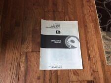 John Deere OMM89624 46-In Mid-Mount Rotary Mower 200 Series Operator Manual 212