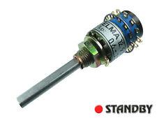 1pc Switch rotary 2x6 06-1260 ELMA high quality