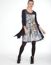 Beautiful Stylish Authentic Taille 5 DECA PARIS Dress RESA orig.$375