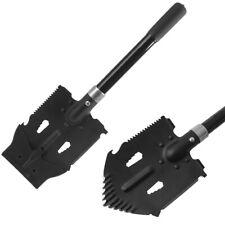 Strong Double Hardening Steel Bayonet Shovel Digging Metal Detector Hunting Tool