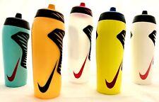 Nike HyperFuel Water Bottle Gym Sports Hiking Bottle BPA FREE Leakproof Valve