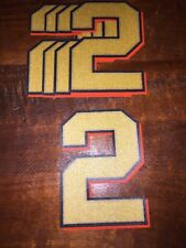 San Francisco Giants Jersey Number 2 Gold Championship Jersey Buster Posey Auto