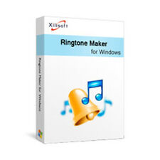Xilisoft Ringtone Maker, Make your own ringtone from any Video or Audio clip.