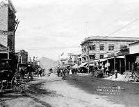 "1907 Goldfield, Nevada Vintage Photograph 8.5"" x 11"" Reprint"