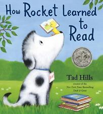 How Rocket Learned to Read, Hills, Tad, Good Book