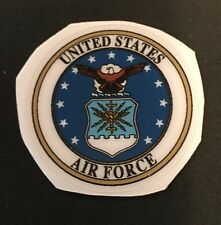 United States Air Force USA Decal For Full Size Football Helmet Free Shipping