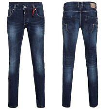 Timezone Herren Jeans 27-10002 Eduardo Slim Pants denim Hose Freizeit Basic
