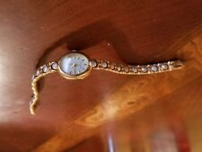 Vintage Elgin Automatic gold two tone Wristwatch Watch