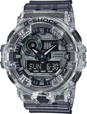 Casio G-Shock Skeleton Series GA700SK-1A Clear Limited Edition Brand New WithTag