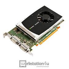 NVIDIA Quadro 2000 D Graphic card 3D CAD 1GB GDDR5 PCI-E 128-bit