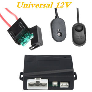 Automatic Headlight Control System Fit For Car Night Sensor Adjustable Switch