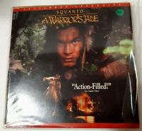 SQUANTO: A Warrior's Tale Letterbox On Laserdisc