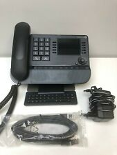 ALCATEL LUCENT 8058S 8058 S PREMIUM DESKPHONE IP PHONE POE