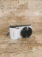 Samsung WB Series WB150F 14.2MP Digital Camera White No Charger
