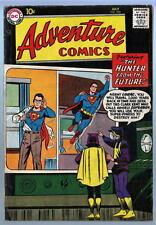 ADVENTURE COMICS #250 w Superboy 1958 Green Arrow by Jack Kirby