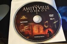 The Amityville Horror (DVD, 2005, Widescreen)Disc Only Free Shipping