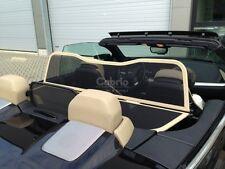 Mercedes Benz E-Klasse A207 Cabrio Windschott in Beige Leder  + Tasche | ab 2010